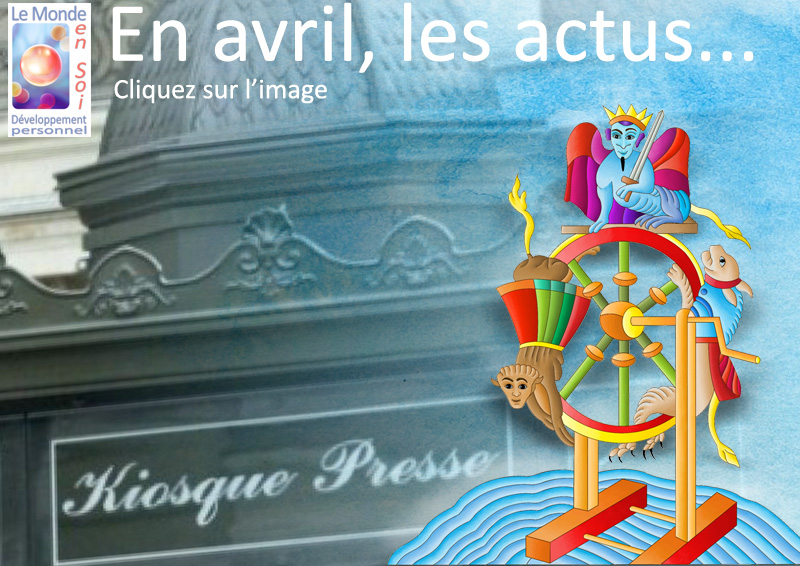 La newsletter d'avril